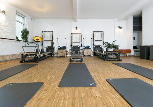 Pilates Movement Berlin - Corona-Regeln umsetzen