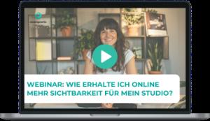 In diesem Webinar zeigt dir Marketingexpertin und Yogalehrerin Sibel Lang, wie du die richtige Marketingstrategie für deine Website entwickelst und so online mehr Sichtbarkeit erhältst.