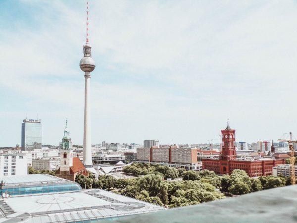 Yoga Studios in Berlin