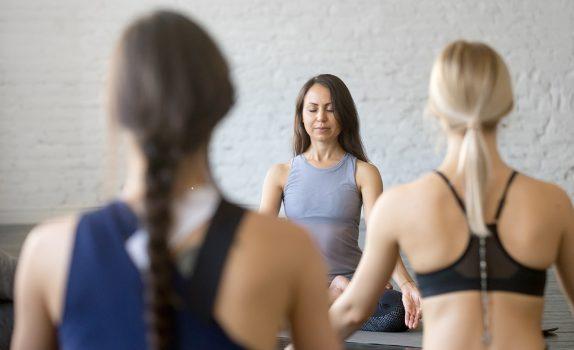 Sichtbarkeit für Yoga Studios