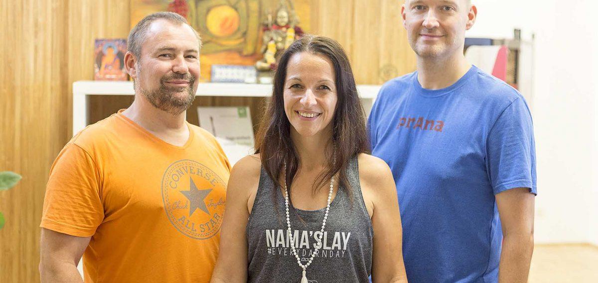 Ananya Yoga Software