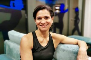 Bodymotion Fitness - Inhaberin Silvia Indergand