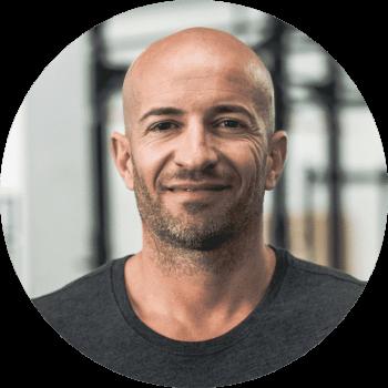 Fabio - Besitzer CrossFit Baden