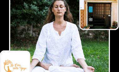 Loredana Lelli La Casa dello Yoga
