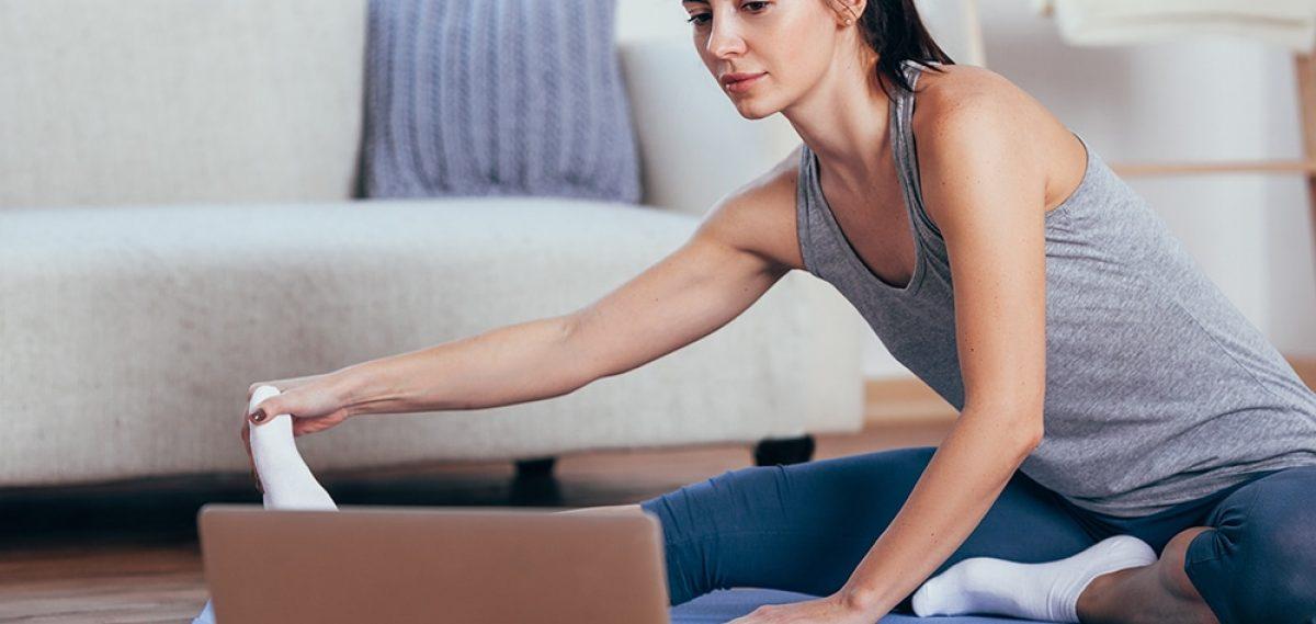 Online Yoga anbieten