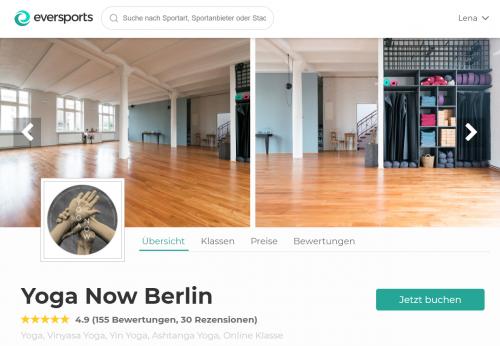 Yoga Now Berlin