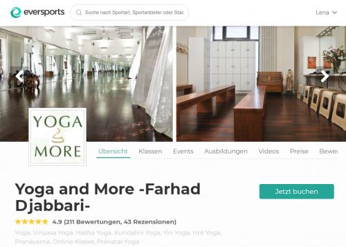 Top Yoga Studios in Berlin: Yoga and More