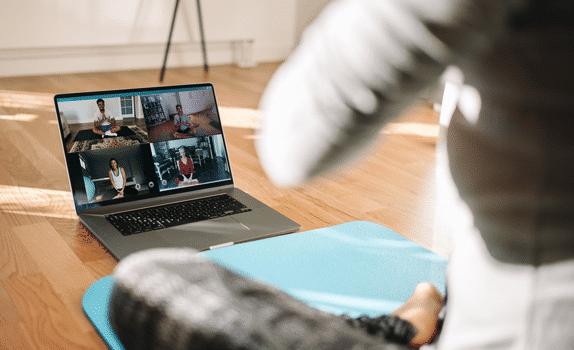 Online Yoga Klasse