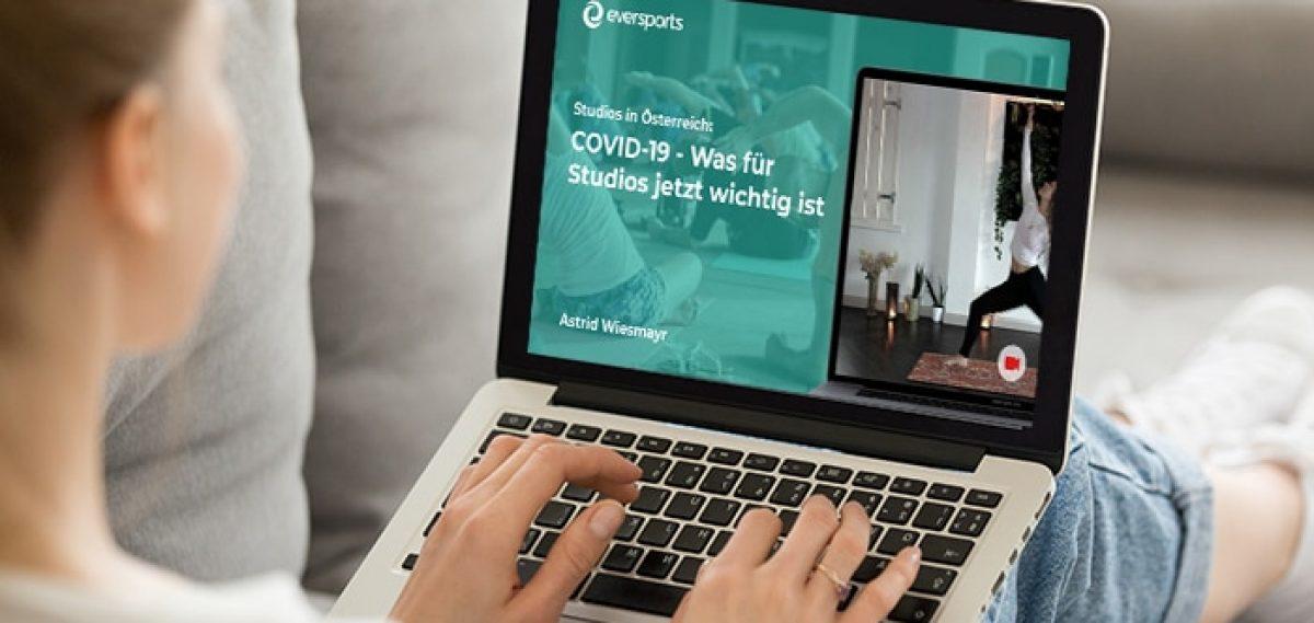 Webinar Förderungen für Studios in Österreiche Corona