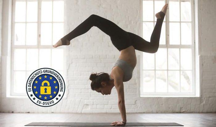 yoga dsgvo gdpr